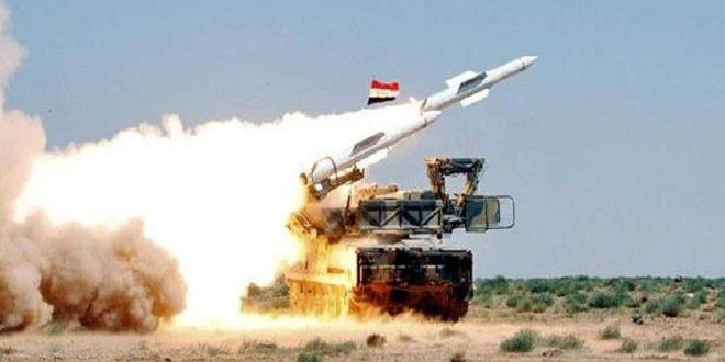 Three Syrian soldiers killed in an Israeli aggression