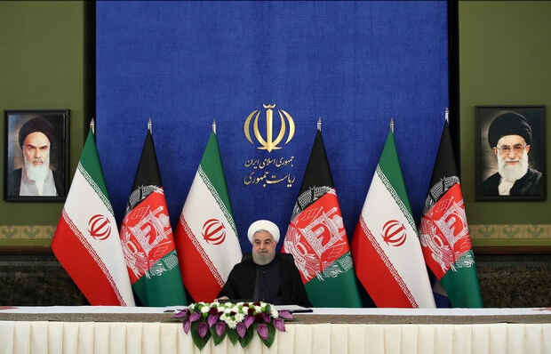A new railway between Iran and Afghanistan
