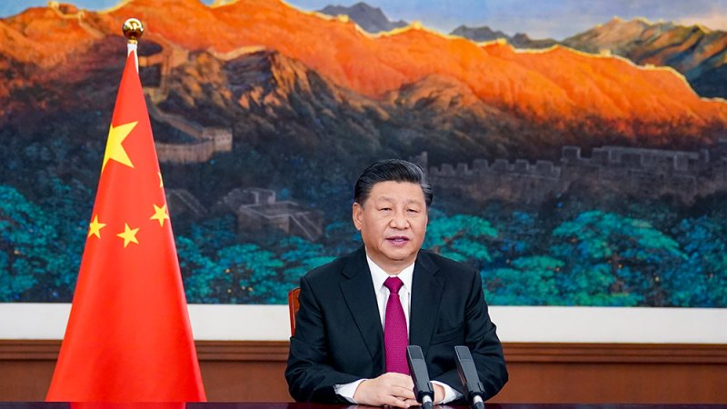 Xi calls for multilateralism to fight pandemic, recession
