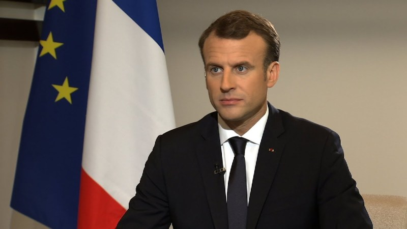 French president says no apology for colonization of Algeria