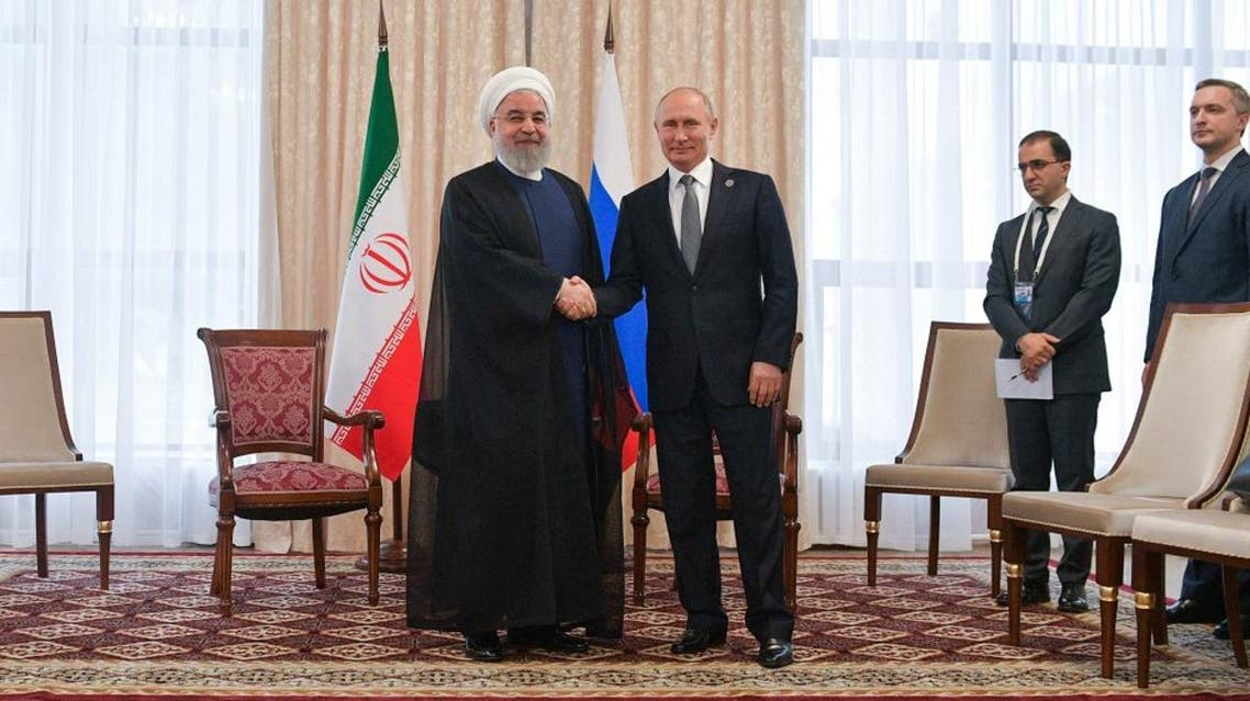 Iran, Russia begin joint naval drill in northern Indian Ocean