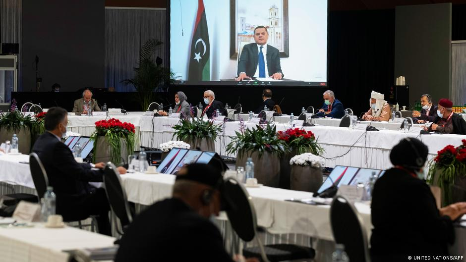 Libyan parliament gives confidence to new gov't