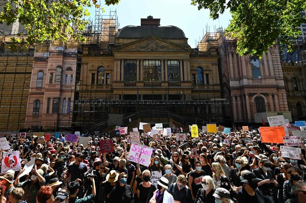 Australia moves to tackle harassment