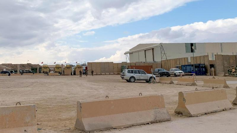 Iraq: Two drones shot down above base housing US troops
