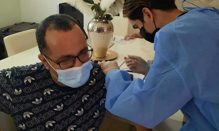 Dubai : you can receive COVID-19 vaccine from the comfort of your home