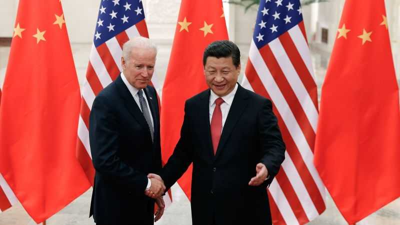 White House considers meeting with China's Xi Jinping
