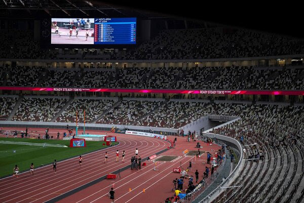 Tokyo Olympics will allow some domestic fans to attend events