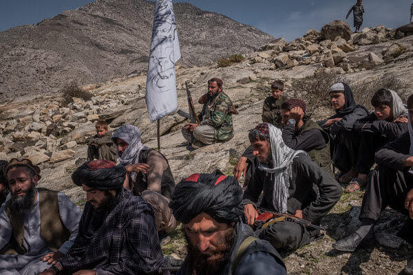 More signs of Taliban's growth in Afghanistan