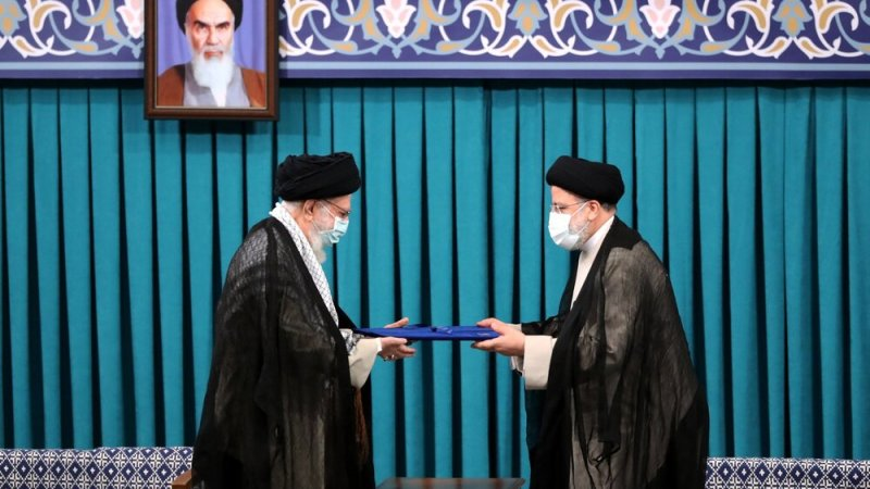 Khamenei reflects on the outcome of Iran presidential election
