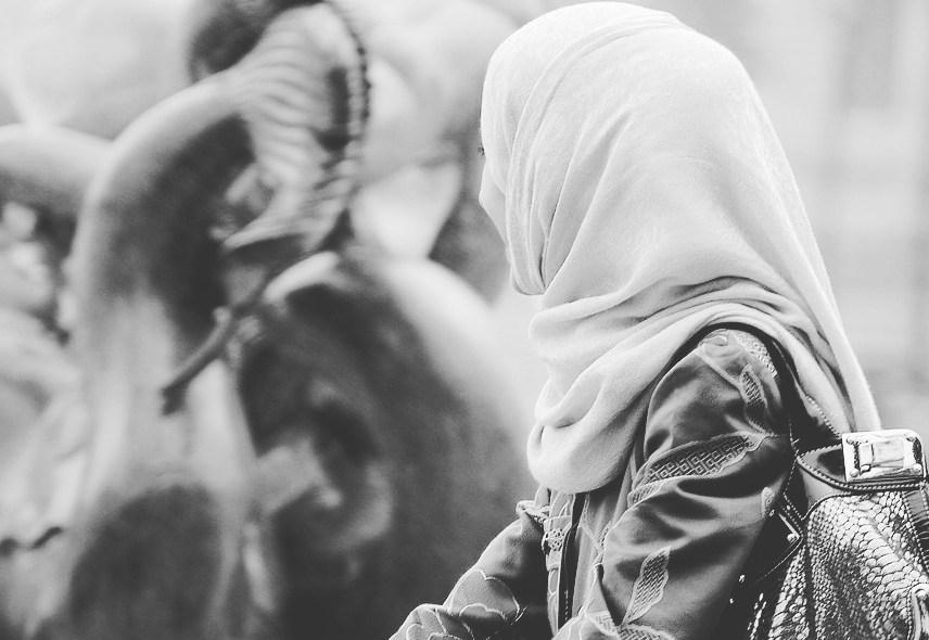Hijab con estilo