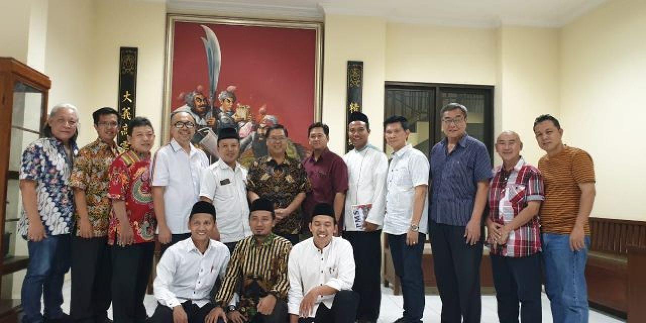 Kunjungan Silaturrahim PKPPN dengan Perkumpulan Masyarakat Surakarta