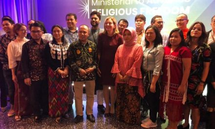 Sinergitas Kerja untuk Mewujudkan Perdamaian