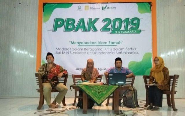 IAIN Itu Islam Agamaku, Indonesia Negeriku