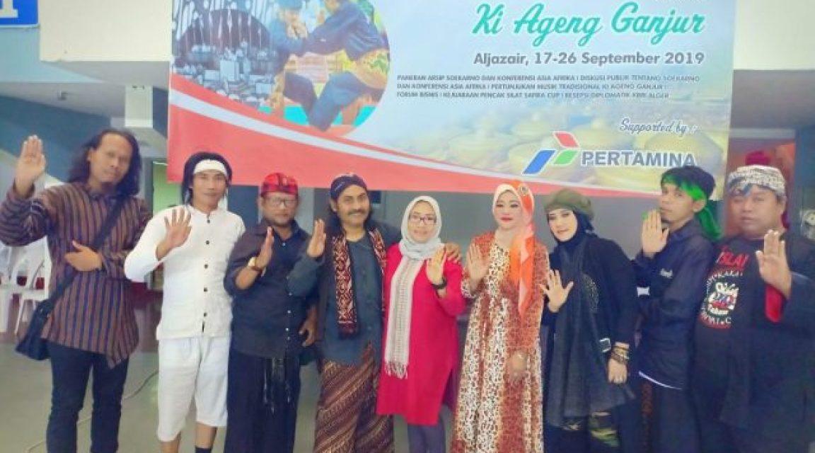 Diplomasi Budaya Melalui Seni dan Olahraga