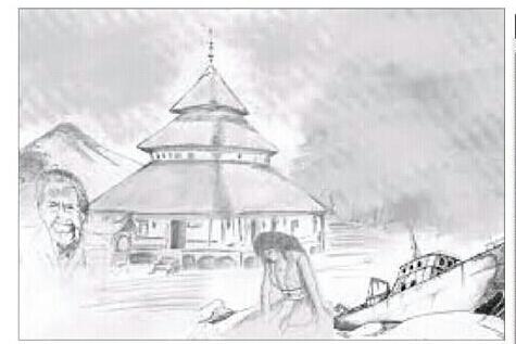 Puisi Muh. Husen Arifin: Hidup di Tangga Surau