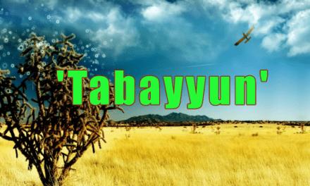 Pentingnya Tabayyun Pada Era Kini