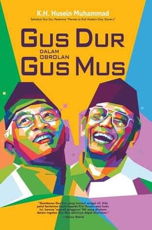 Gus Dur Masak Sop Ceker
