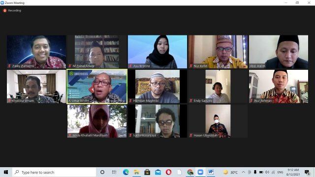 PPM-PIN UIN Raden Mas Said dan BPJPH Review Buku Saku Halal
