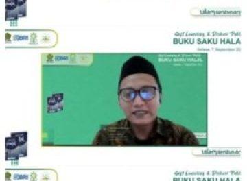 BPJPH-Kemenag RI dan PPM PIN UIN RM Said Surakarta Launching Buku Saku Halal