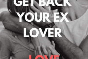 spell to get Ex back