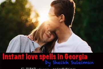 love spells in Georgia