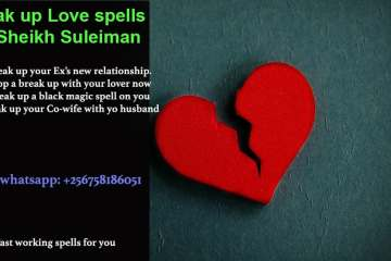 break-up spells that work immediately