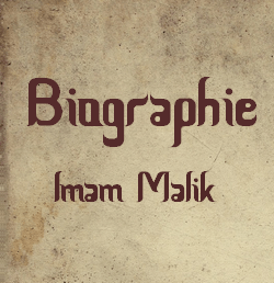 biographie imam-Malik