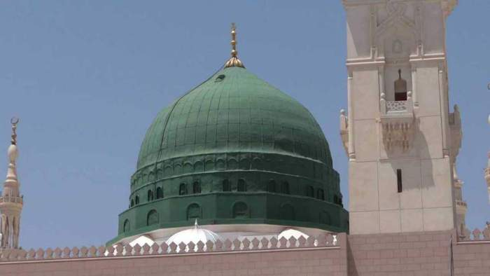 mosquée du prophète