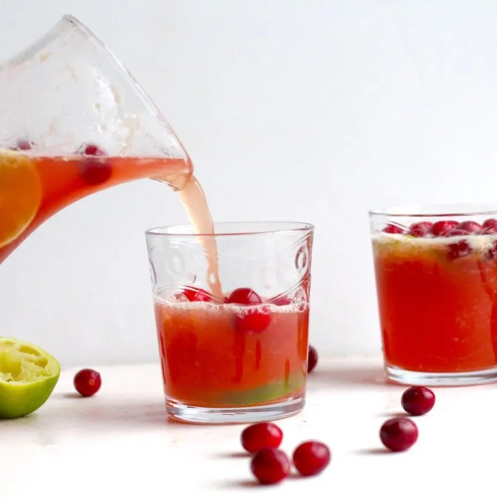 Cranberry Pineapple Punch