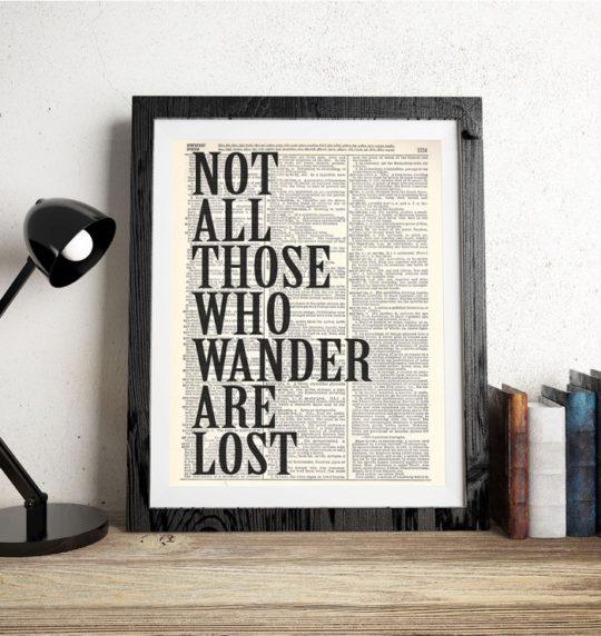 literary poster