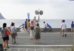 甑島のリピーター達6