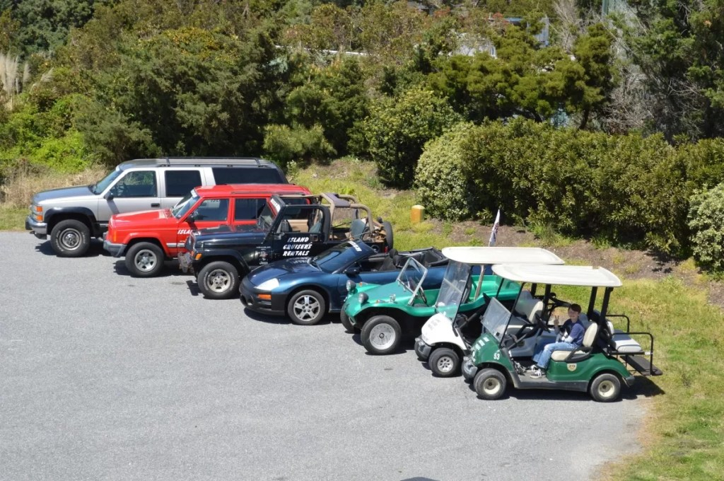 Outer Banks 4x4 Lineup