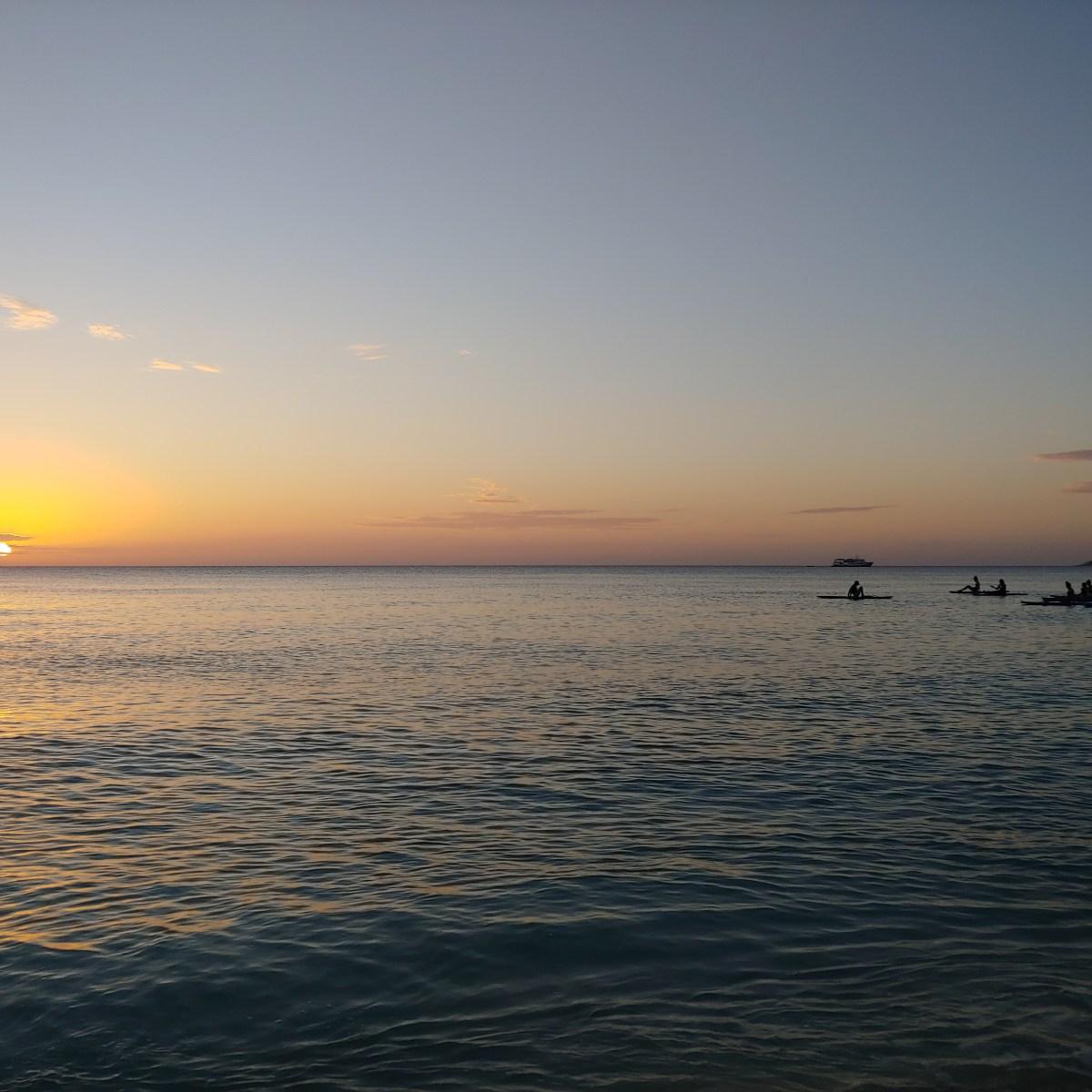 Vitamin Sea Grand Cayman Paddleboard Yoga