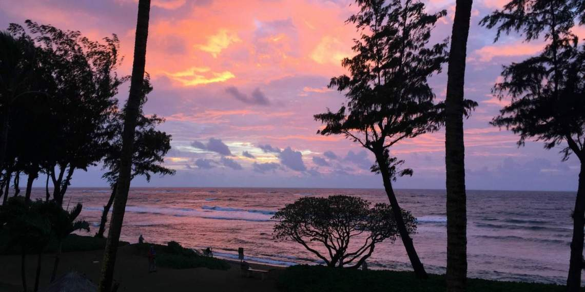 Sunrise2 at Islander on the Beach Kauai 346