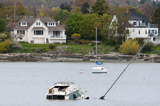 Image of boats Amy Smart / Times Colonist April 19, 2015 06:00 AM
