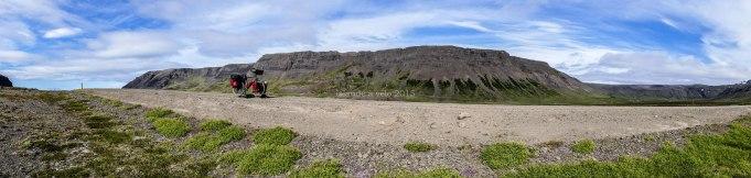voyage à vélo en islande, la snaefellsnes et les westfjords