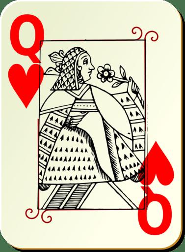 Photo: Queen of Hearts