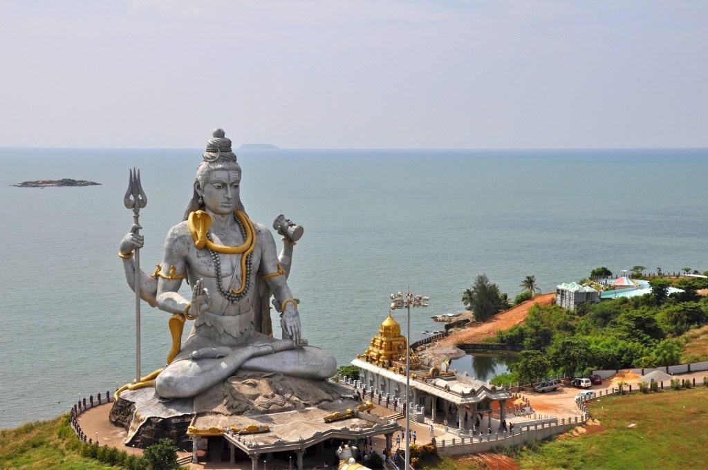 Photo: Statue of Shiva