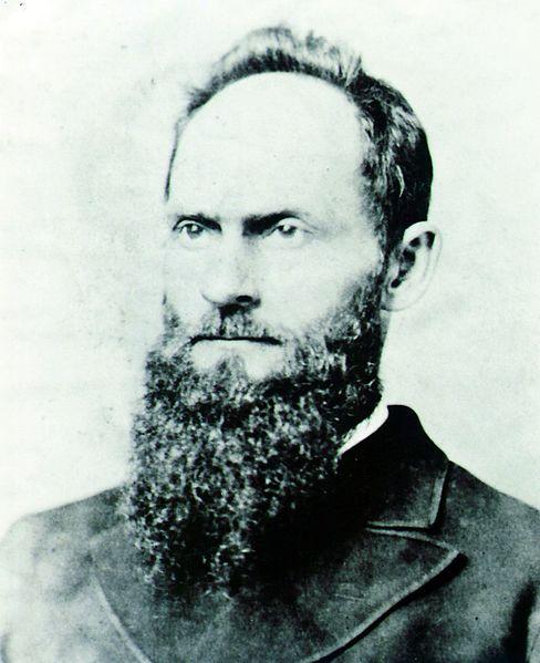 Rev. Dr. George Leslie Mackay