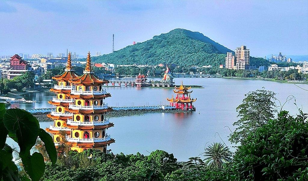 Photo: Mount Banping of Kaohsiung, Taiwan