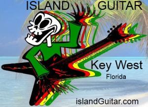 Island Guitar, Ukulele, Bass, Keyboard, Drums, Music supplies, sales, rentals, lessons etc Key West & Dallas