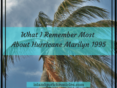 Hurricane Marilyn - What I Remember Most
