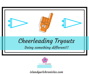 Cheerleading Cheerleader Tryouts Something Different