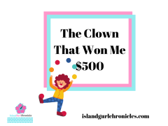 The Clown That Won ME $500