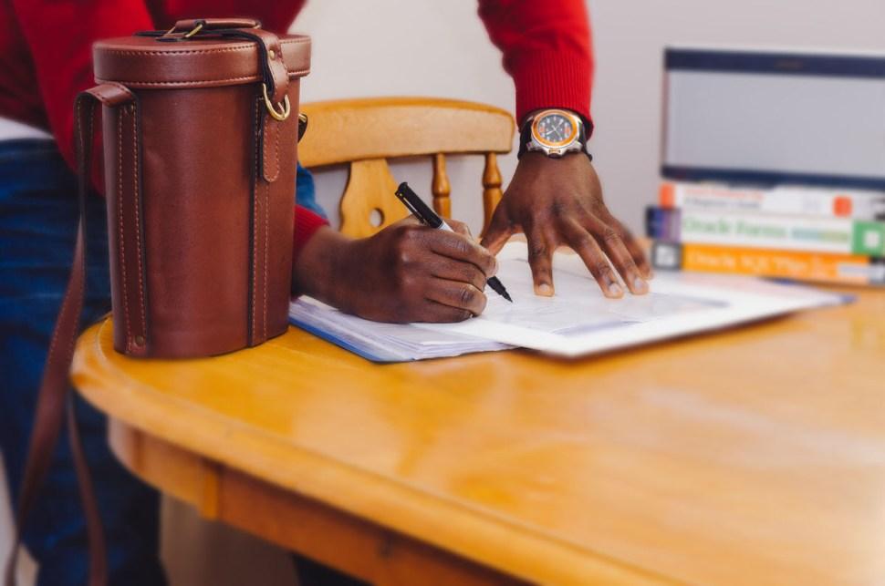 professional, business, office, work, books, man, pen, bag, workstation, desk, speakers, home