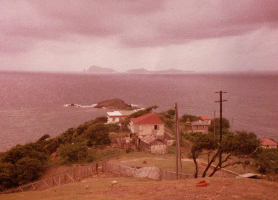 Monkey Hill, Bequia, Grenadines