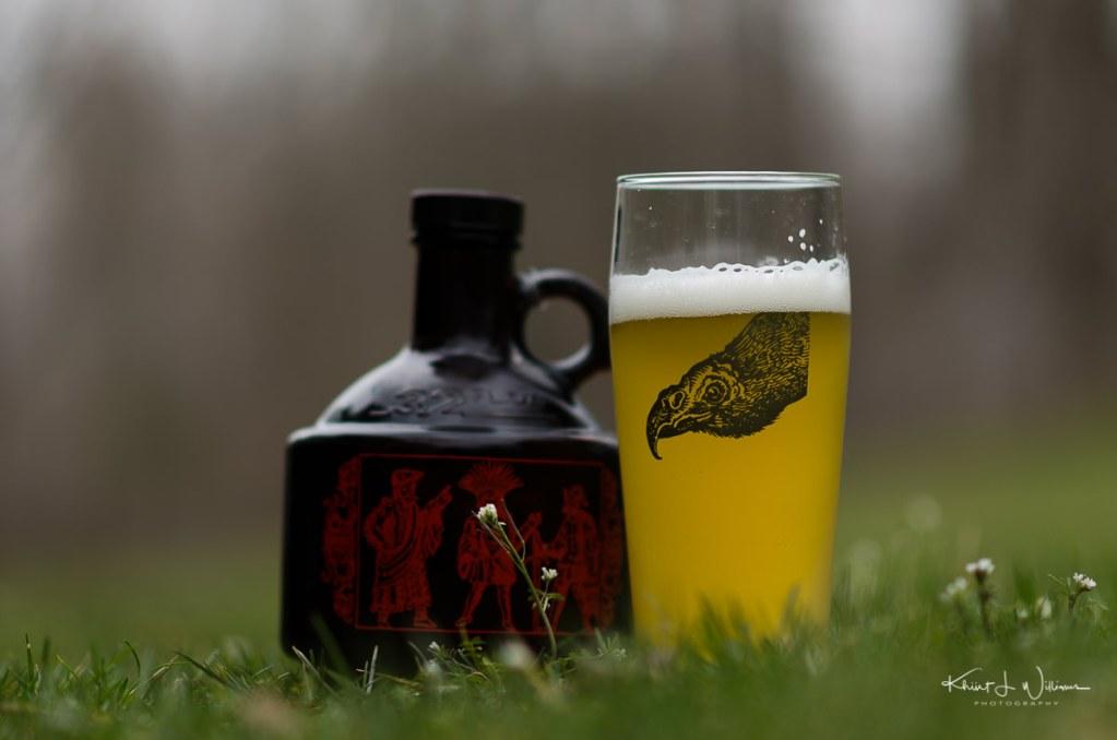 beer, disclaimer, troon, glass, growler