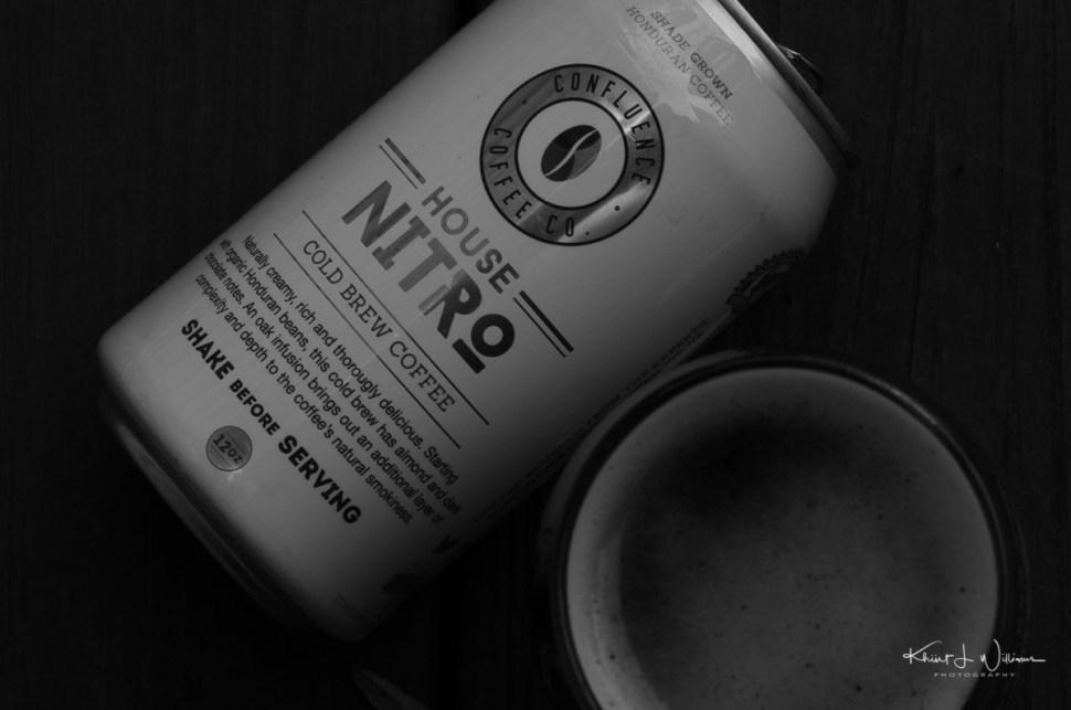 Confluence Coffee House Nitro, Coffee, Can