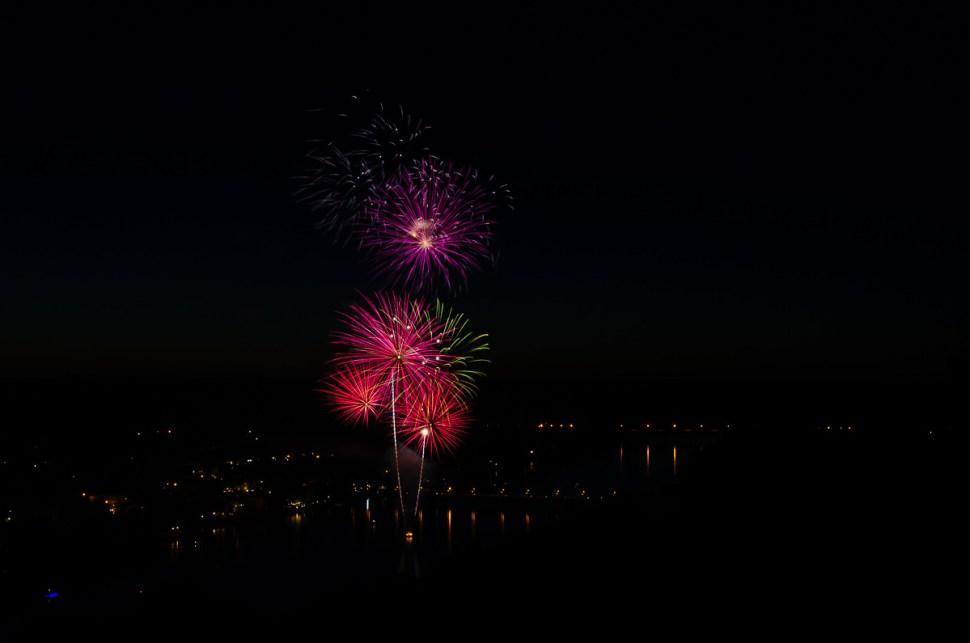 Fireworks, Labmbertville