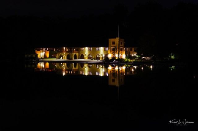Dark, Princeton, Faculty Road, Boathouse